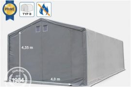 Raktársátor Professional Prime Plus (lángálló) 6 x 12 x 4 m