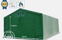 Raktársátor Professional Prime Plus (lángálló) 5 x 8 x 3 m